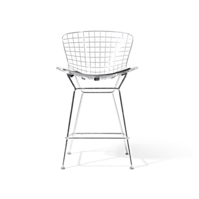 Reproduction of Harry Bertoia Wire Bar Stool