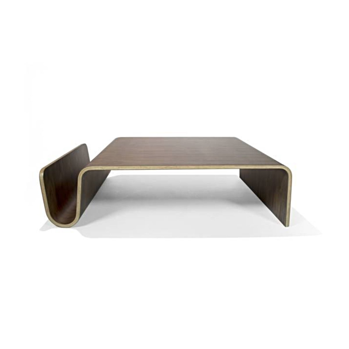 Reproduction Of Eric Pfeiffer Scando Coffee Table ...