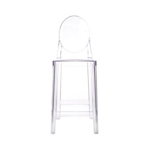 Reproduction of Philippe Starck Ghost Chair Bar Stool