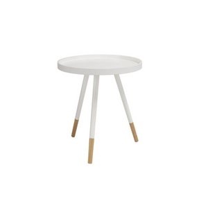 Innis Round Tray Side Table