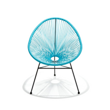 Reproduction of Acapulco Chair - Blue