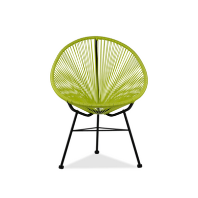Reproduction of Acapulco Chair - Grass Green