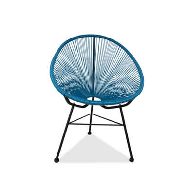 Reproduction of Acapulco Chair - Navy
