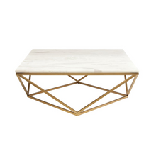 Celeste Marble Coffee Table
