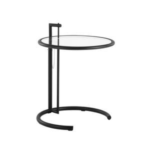Reproduction of Eileen Gray Side Table