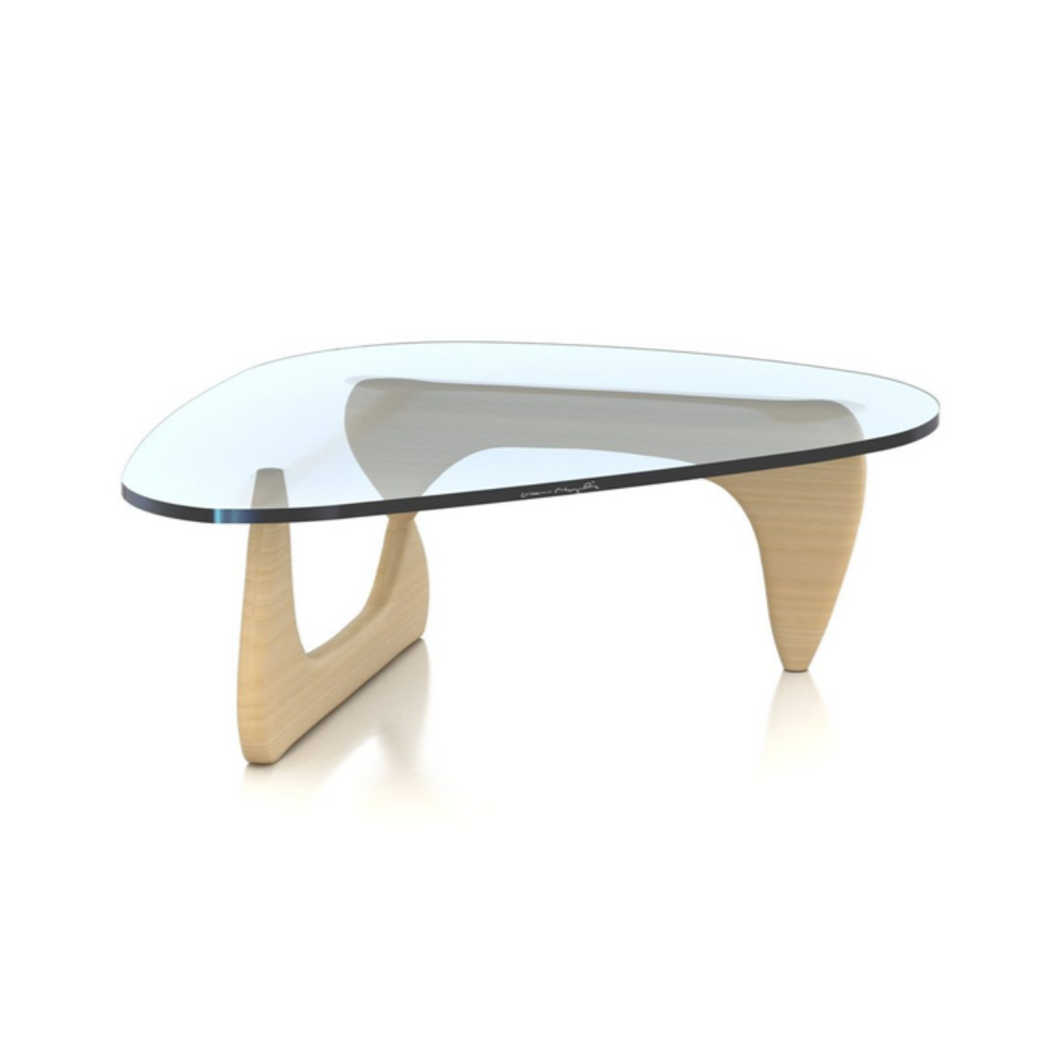 Reproduction of Isamu Noguchi Coffee Table - Ash