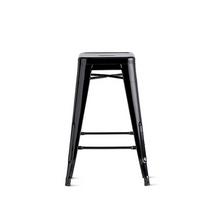 Reproduction of Xavier Pauchard Tolix Counter Stool - Black