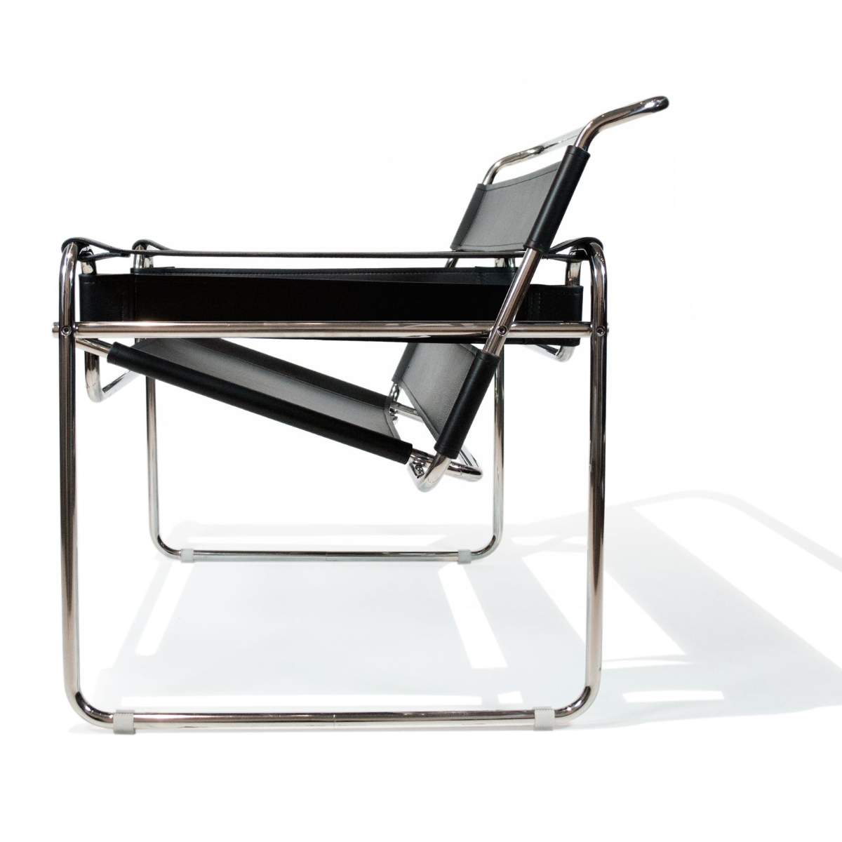 ... Reproduction Of Marcel Breuer Wassily Chair