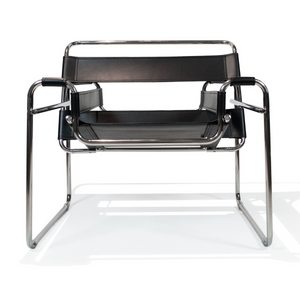 Reproduction of Marcel Breuer Wassily Chair