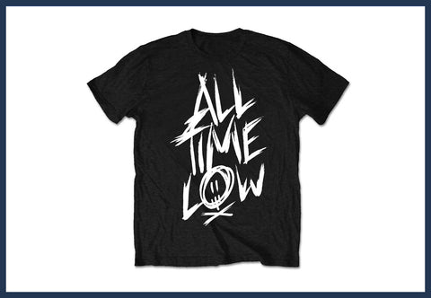 All Time Low Scratch T-Shirt
