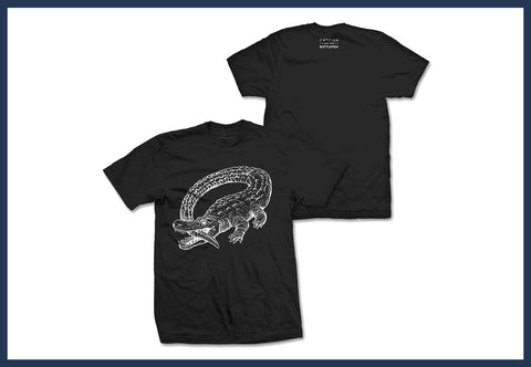 Catfish & The Bottlemen Aligator T-Shirt