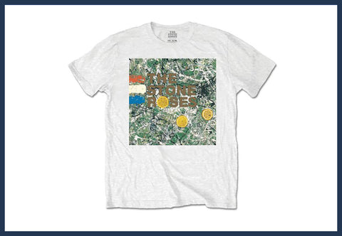 Stone Roses Original Album Cover T-Shirt