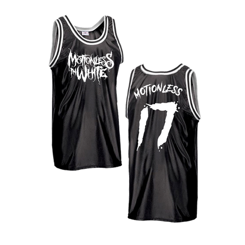 Logo Basketball Jersey