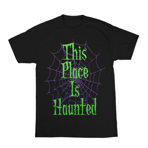 This Place is Haunted Tee