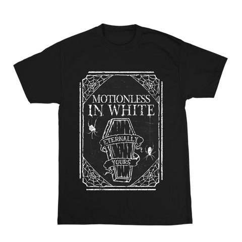 Eternally Yours Black T-Shirt