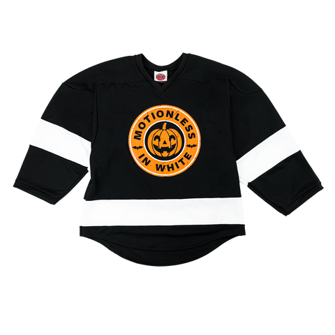 Pumpkin Hockey Jersey