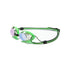 Amanzi - Axion Pearl Green and Black Mirrored Lens Goggles
