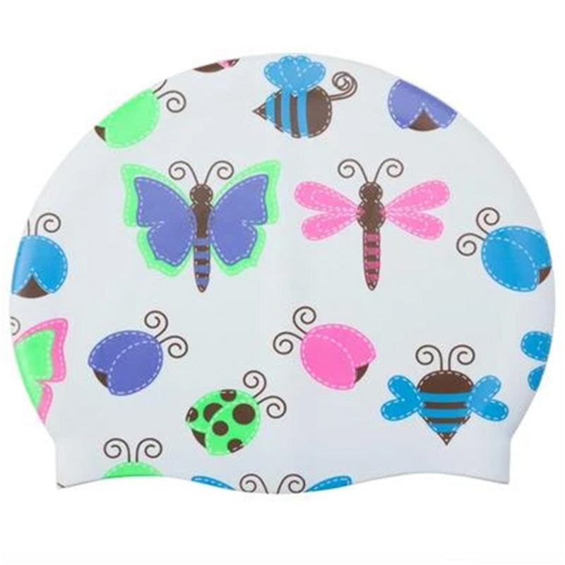 Dolfin - La La Bugs - Youth Silicone Swim Hat