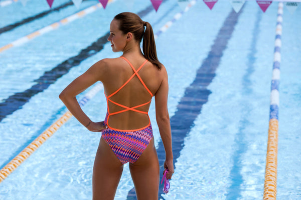 Funkita - Fizz Bomb - Ladies Strapped In One Piece