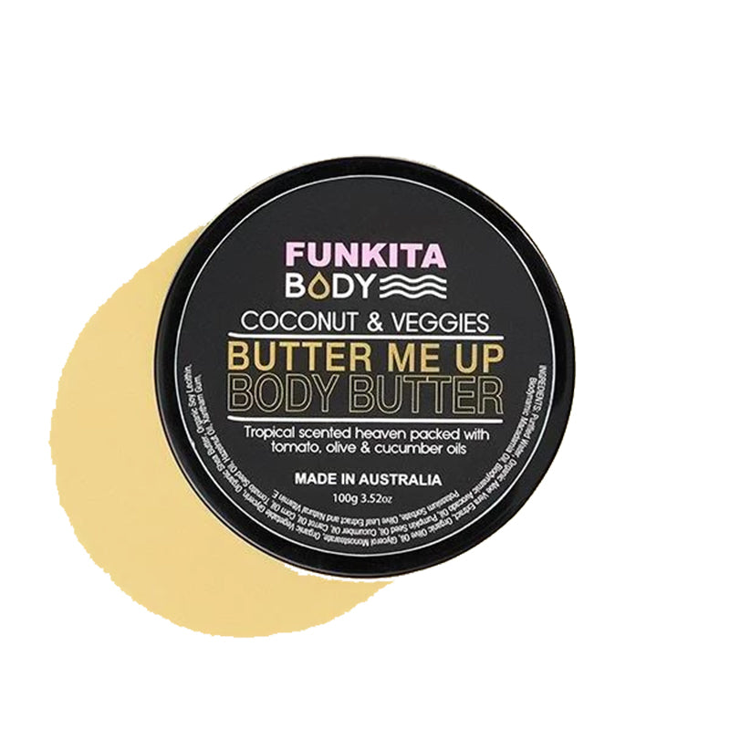 Funkita - Coconut & Veggies Body Butter