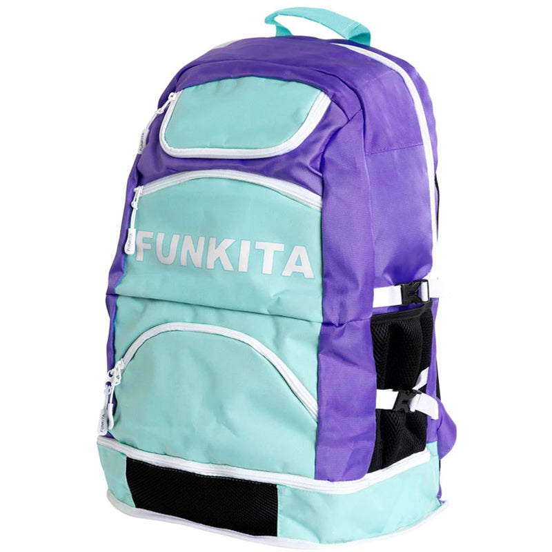Funkita - Purple Power Elite Squad Backpack