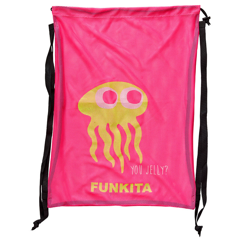 Funkita - You Jelly? - Mesh Gear Bag
