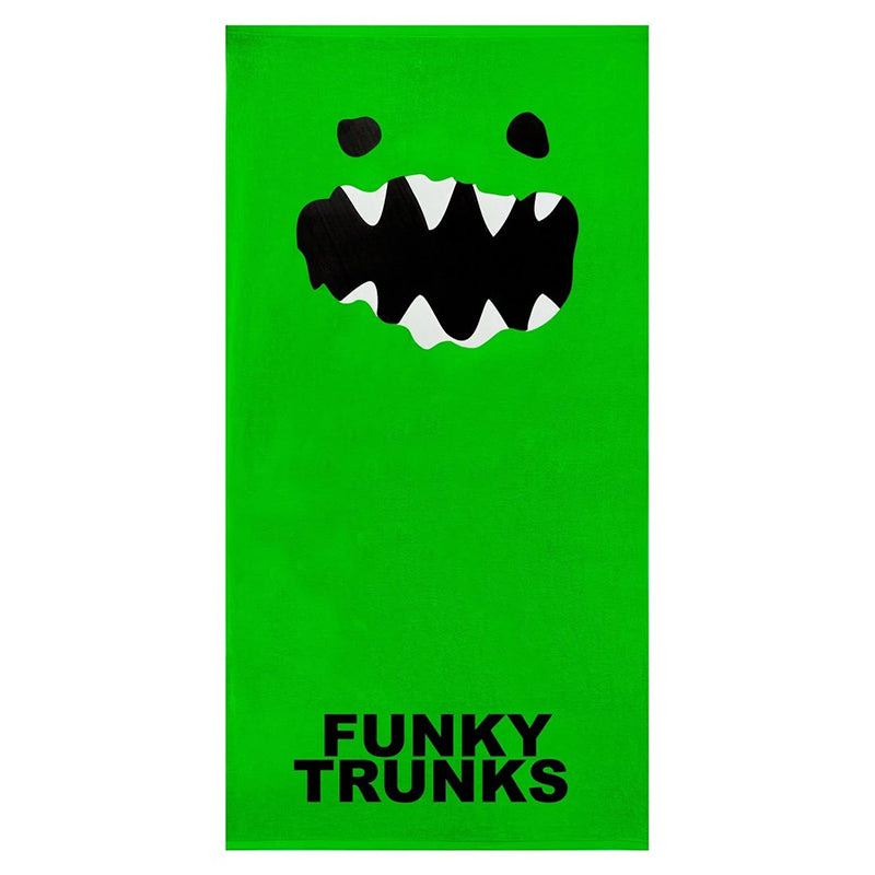 Funky Trunks - Mad Monster Towel