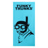 Funky Trunks - Snorkel Pug Towel