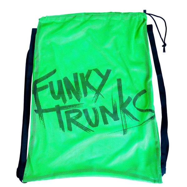 Funky Trunks - Still Brasil Mesh Bag - Green