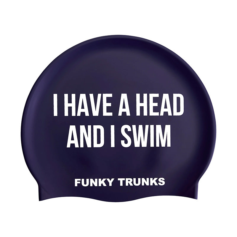 Funky Trunks - Get a Head - Silicone Swimming Hat