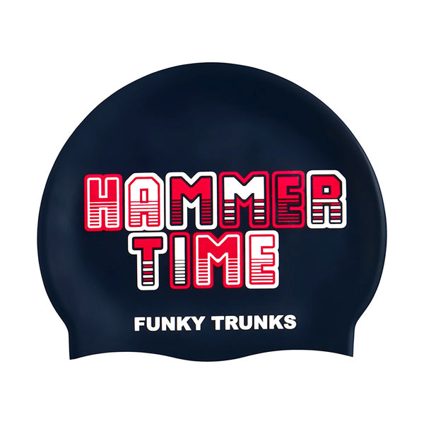 Funky Trunks - Hammer Time Silicone Swim Hat