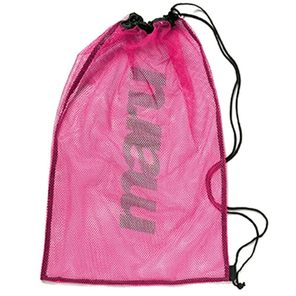 Maru - Mesh Poolside Swimming Bag - Pink