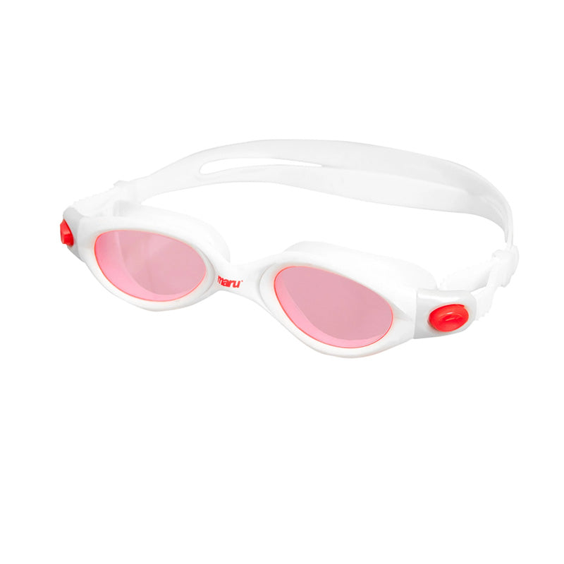 Maru - Radar Anti Fog Goggle - Pink/White