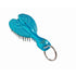 Tangle Angel - Baby Key Ring Turquoise/Black