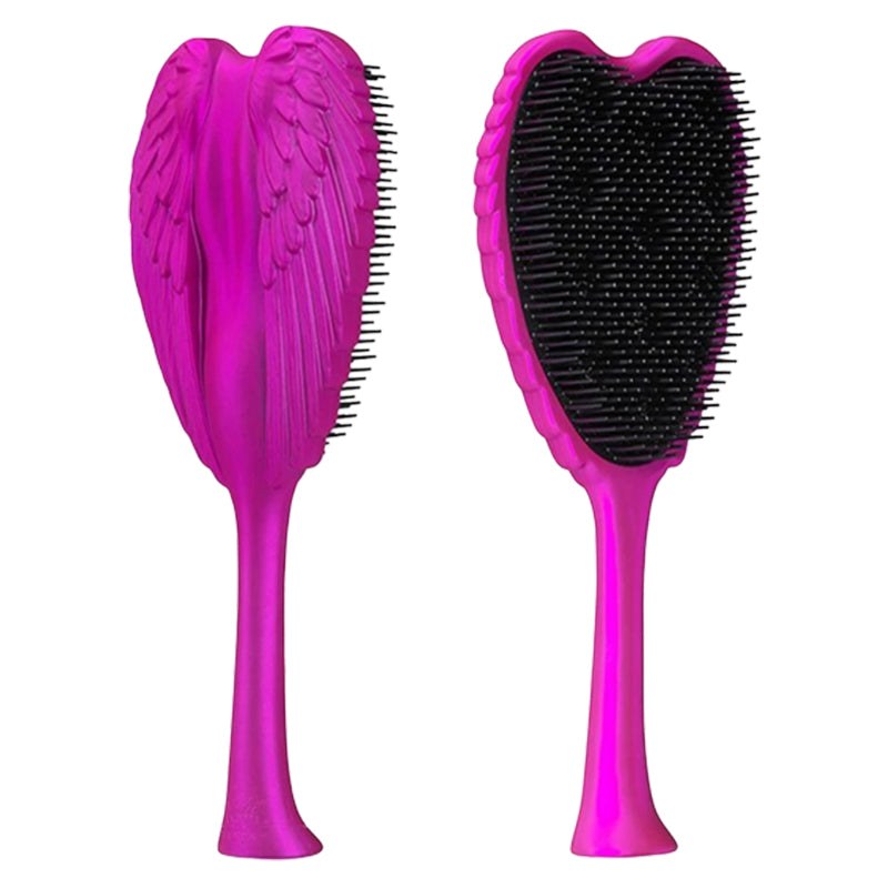 Tangle Angel - Hair Brush Xtreme Soft Touch Fuchsia (Pink)/Black