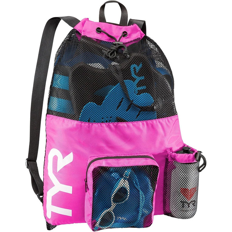 TYR - Big Mesh Mummy Backpack - Pink