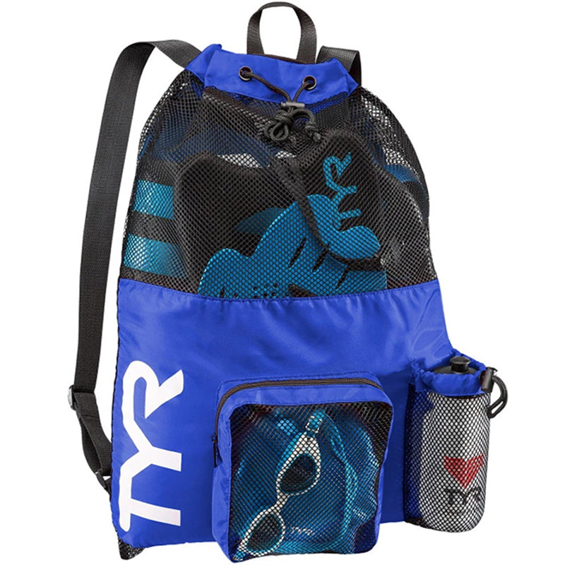 TYR - Big Mesh Mummy Backpack - Royal Blue