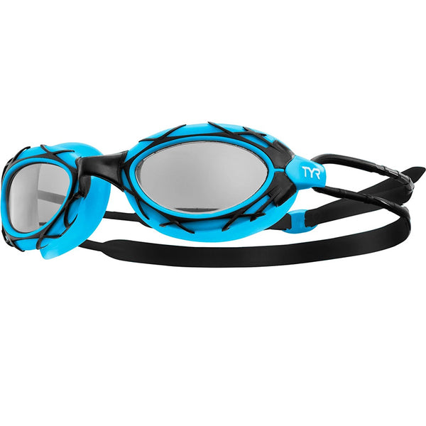 TYR - Nest Pro Performance Goggles - Blue/Black