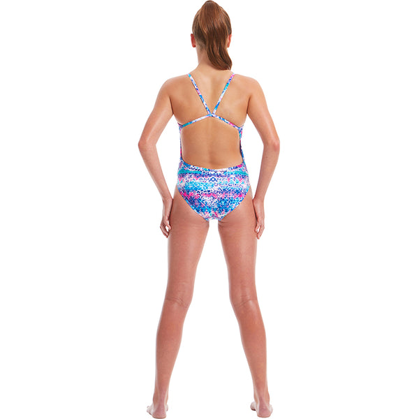 Amanzi - Angel Dust Ladies Proback One Piece
