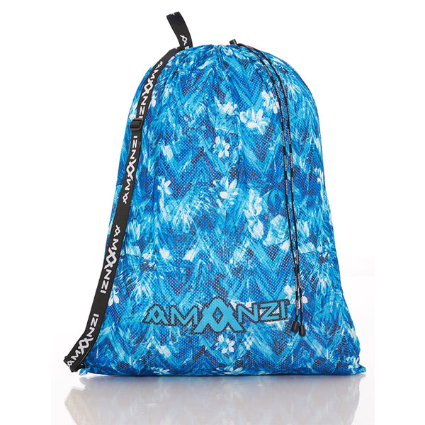 Amanzi - Blue Crush Mesh Bag
