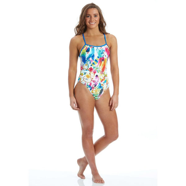 Amanzi -   Bohemian Dreams Ladies One Piece Swimsuit