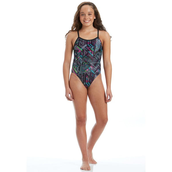Amanzi -  Boom Box Girls One Piece Swimsuit