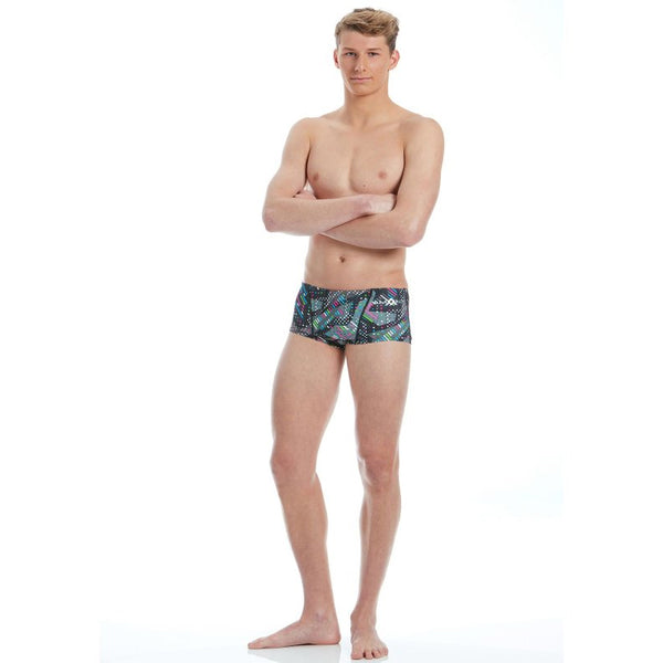 Amanzi - Boombox Trunks Mens Swimwear