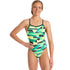 Amanzi - Chaos Girls One Piece Swimsuit