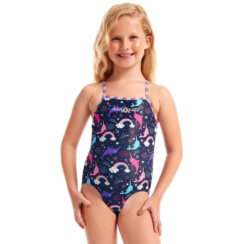 Amanzi - Daydream Toddler Girls One Piece Swimsuit