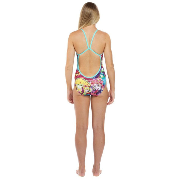 Amanzi - Fantasia Ladies One Piece Swimsuit - Aqua Swim Supplies