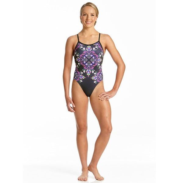 Amanzi - Frida Girls One Piece Swimsuit