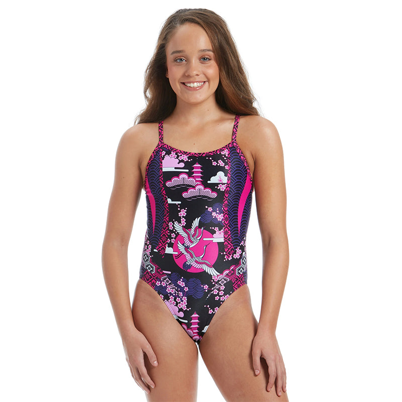 Amanzi -  Kyoto Girls One Piece Swimsuit
