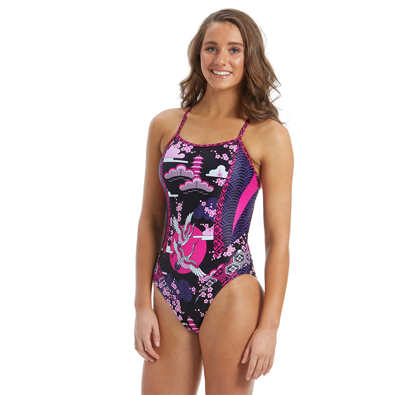 Amanzi - Kyoto Ladies One Piece Swimsuit
