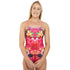 Amanzi - Majestic Bloom Girls One Piece Swimsuit